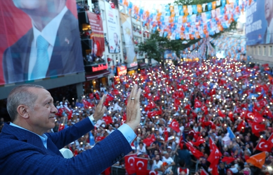 Cumhurbaşkanı Erdoğan: Elektronik