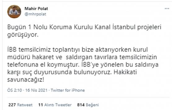 Kanal İstanbul güzergahındaki sit alanlarının koruması düşürülüyor mu?
