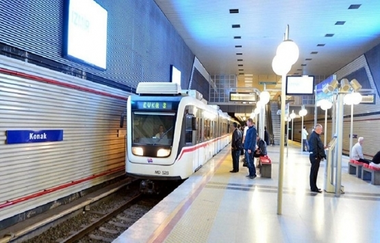 Metro için İzmir'e 30 bin TL ödenek ayrıldı haberine yalanlama!