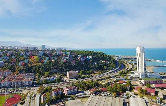 Samsun İlkadım Belediyesi'nden 12.5 milyon TL'ye satılık 4 katlı bina!