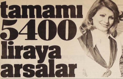 1976 yılında Aydın