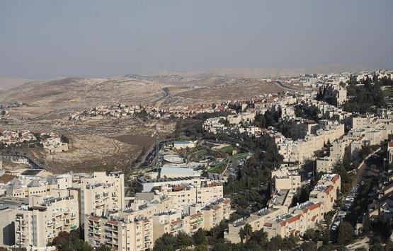 İsrail Batı Şeria'daki