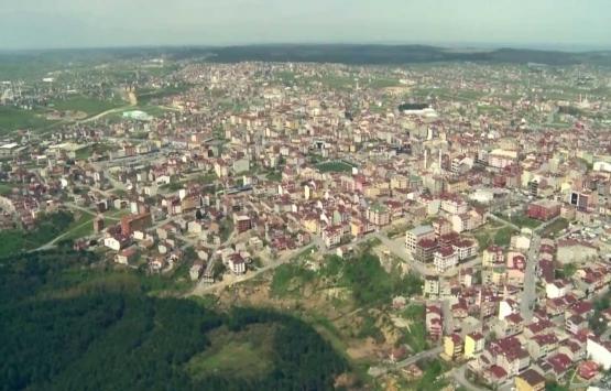 Arnavutköy Taşoluk 1/1000 ölçekli imar planı değişikliği askıda!