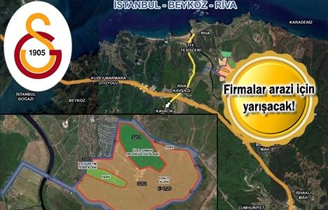 Galatasaray Riva arazisinin