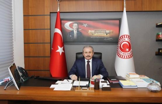 Mustafa Şentop'tan MÜ Recep Tayyip Erdoğan Külliyesi açıklaması!