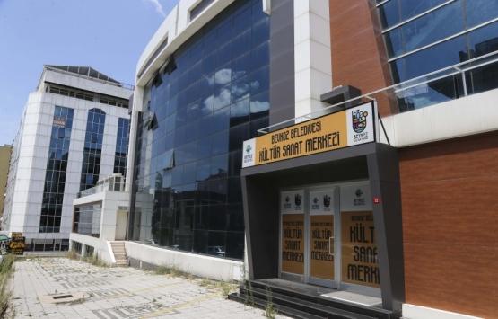 Kavacık Kültür ve Sanat Merkezi 17 Şubat'ta açılıyor!