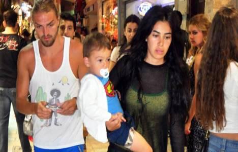 Caner-Asena Erkin çifti Mashattan Sitesi 'nden taşınıyor!