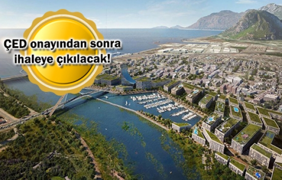 Kanal İstanbul ihalesine
