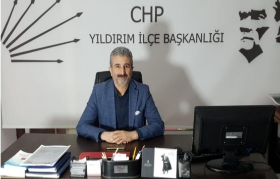 Bursa CHP Yıldırım İlçe Başkanı Nihat Yeşiltaş'tan kentsel dönüşüm eleştirisi!