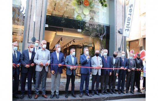 Seranit Adana mağazası açıldı!