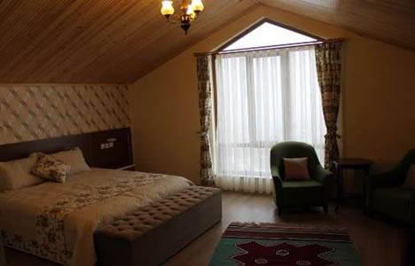 Yenice'de Kazdağ Göknar Otel açıldı!