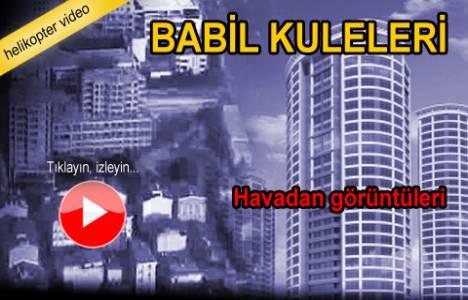 Esenyurt Babil Kuleleri'nin