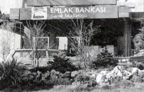 2001 yılında Emlak Bankası tarihe karışmış!