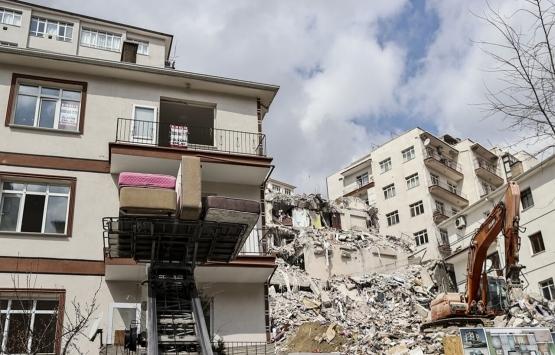 Açelya Apartmanı çevresindeki 10 bina için yıkım kararı!