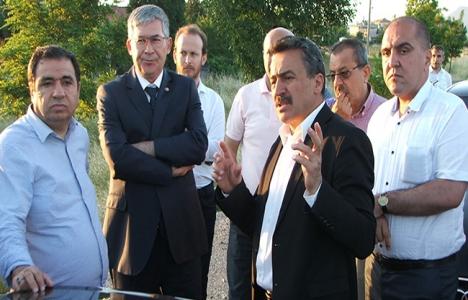 Mehmet Babaoğlu: Konya Seydişehir'e Tarım Köy kurulabilir!