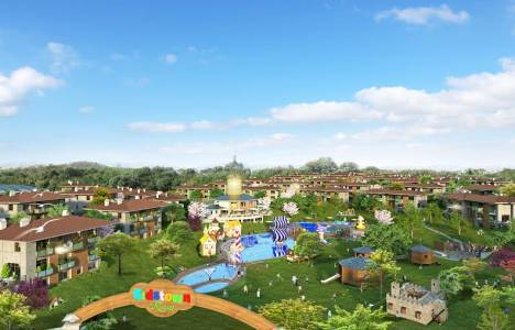 Eyfel Kidstown Riva'da
