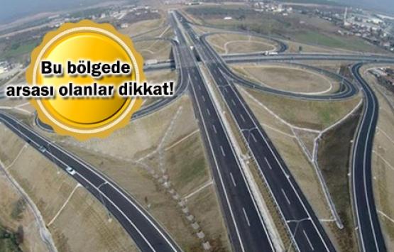 Ankara-Niğde Otoyolu arsa fiyatlarını uçurdu!