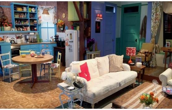 Friends dizisinin ikonik evi bir günlüğüne kiralanabilecek!