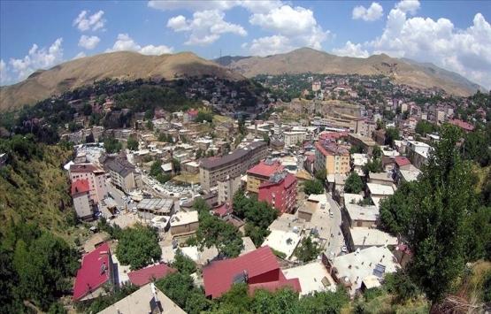 Bitlis'in tarihi dokusu gün yüzüne çıkartılıyor!