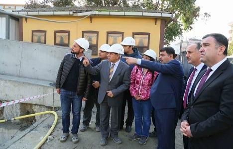 Bağcılar Hükümet Konağı'nın inşaatı hızlanacak!