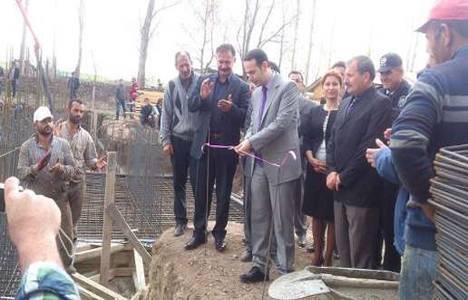 Kars Akyaka'da 3 yeni okulun temeli atıldı!