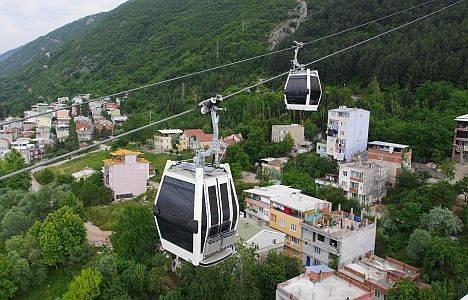 Bursa Uludağ teleferik hattının resmi açılışı gerçekleşti ...