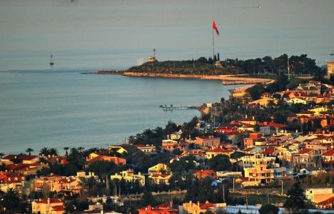 İzmir Narlıdere'de 12 milyon TL'ye satılık 13 arsa!