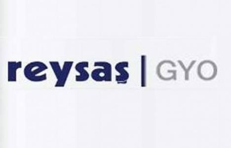 Reysaş GYO 9 aylık faaliyet raporunu yayınladı!