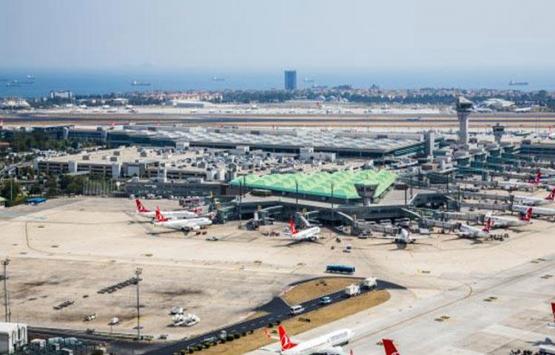 İstanbul Havalimanı'nda taşınma