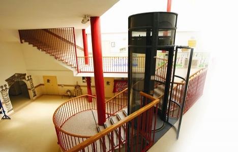 HMF Asansör, hava ile çalışan vakum asansörleri piyasaya sundu!