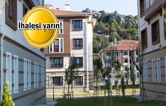 TOKİ'den Ankara Altındağ'a 357 yeni konut müjdesi!
