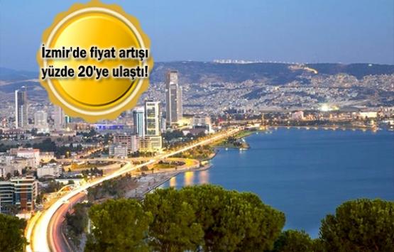 Türkiye genelinde konut fiyatları son 1 yılda yüzde 10 arttı!