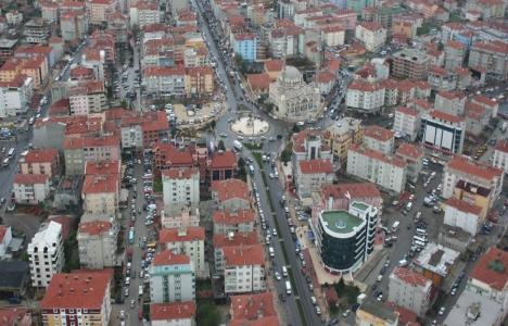 Çerkezköy'de kamulaştırma çalışmaları