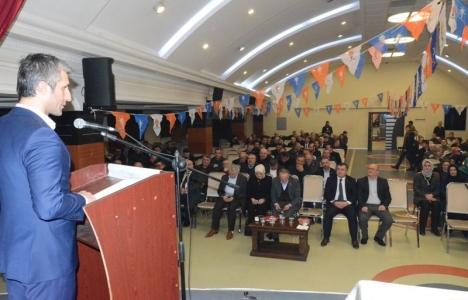 Murat Caymaz Düzce yatırımlarını anlattı!