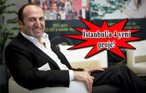 Gül Proje, İstanbul'a