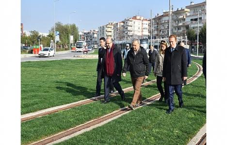 Karşıyaka Tramvayı Nisan'da