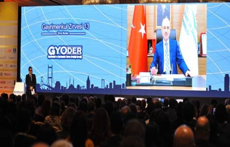 Erdoğan Bayraktar: Gayrimenkul sektörüne ivme kazandırdık!
