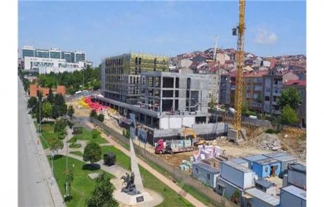 Sultangazi'de üniversite inşaatları yükseliyor!