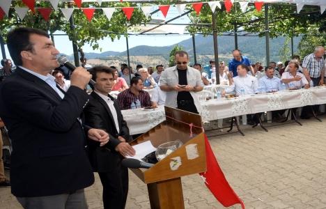 Osmangazi Dağakça'ya meydan ve hizmet binası müjdesi!