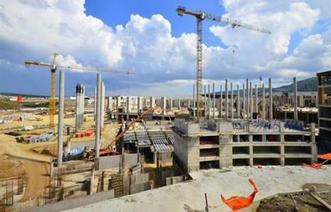 İzmir Yeni Fuar Alanı inşaatında çalışmalar durduruldu!