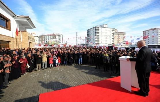 Ankara Yakacık Kültür Merkezi açıldı!