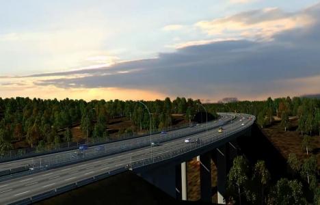 Kuzey Marmara Otoyolu TEM bağlantısı imar planı yeniden askıda!