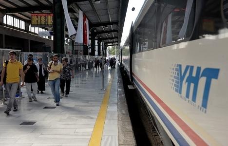 Ankara-İstanbul YHT hattında