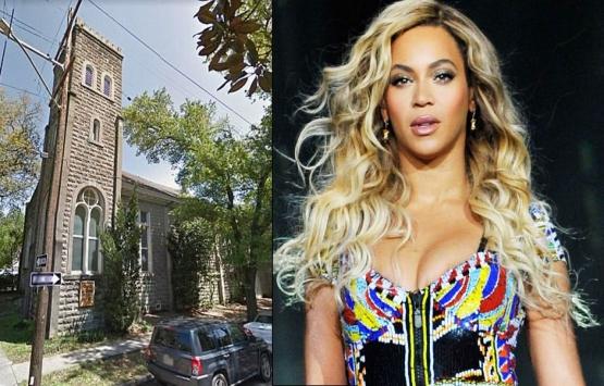 Beyonce 850 bin dolara kilise aldı!