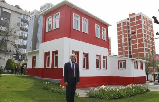 Bakırköy Demokrasi Parkı ve Cumhuriyet Evi bugün açılıyor!