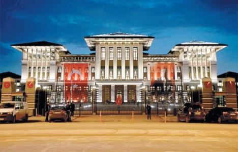 Cumhurbaşkanlığı Sarayı halka