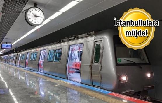 Ümraniye-Ataşehir-Göztepe Metro Hattı 2022'nin sonunda açılıyor!