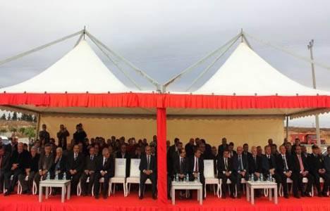 Adana OSB'de yapılacak caminin temeli atıldı!