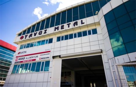 Yavuz Metal Ortadoğu'da ihracata başlayacak!