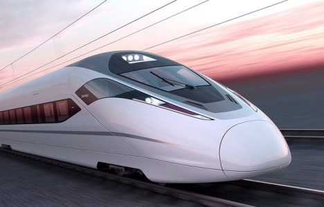 Ordu'ya hızlı tren